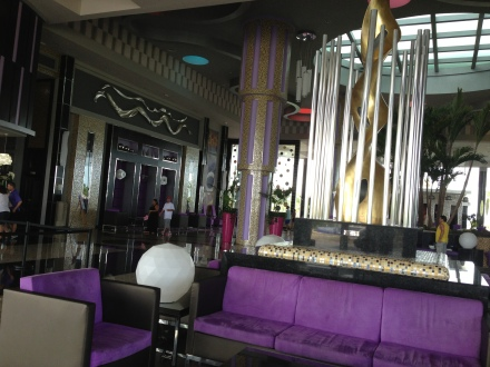 Purple Everywhere!